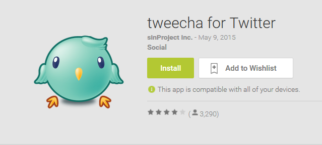 8 Of The Best Twitter Apps For Android